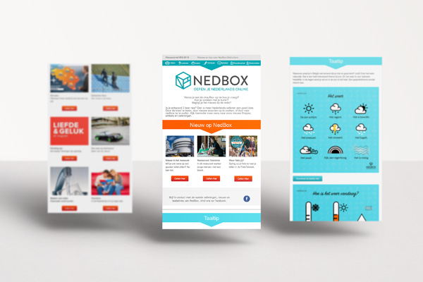 Email Marketing NedBox